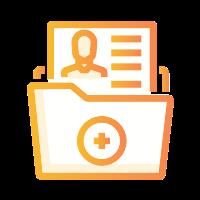 caregiver folder